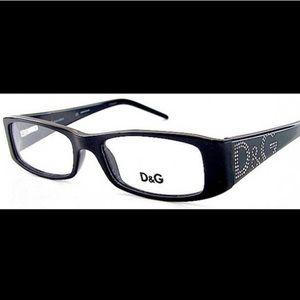 D&G dolce & gabbana prescription jewel glasses